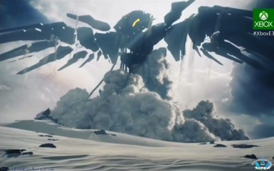 War Sphinx from Halo 5 trailer.